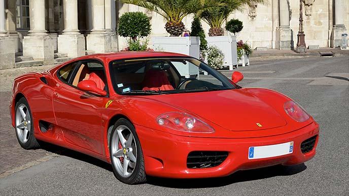 フェラーリ360モデナ(1999~2005)