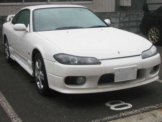 日産シルビアS15型(1999~2002年)