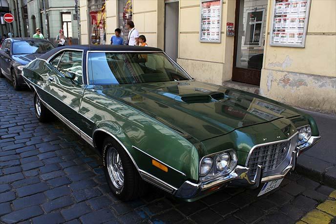 1972年式フォード トリノ(グラン・トリノ)