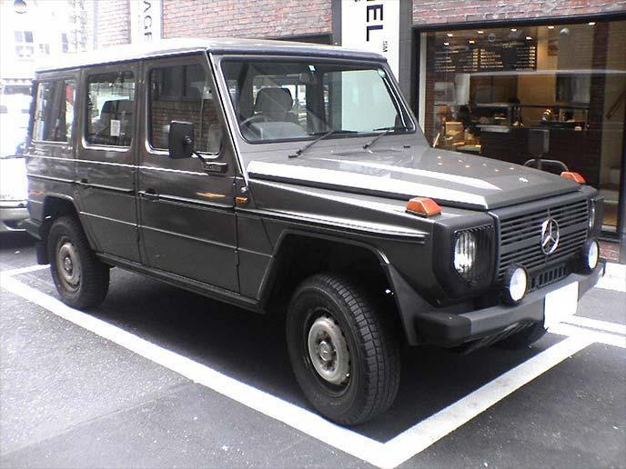 メルセデス・ベンツ・Gクラス W460型(1979~1990年)