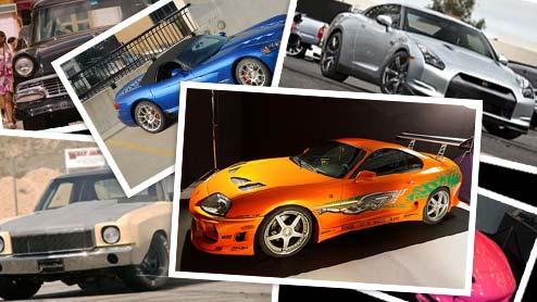 ワイルドスピードに登場する車90種!画像付き解説で映画がもっと面白くなる!
