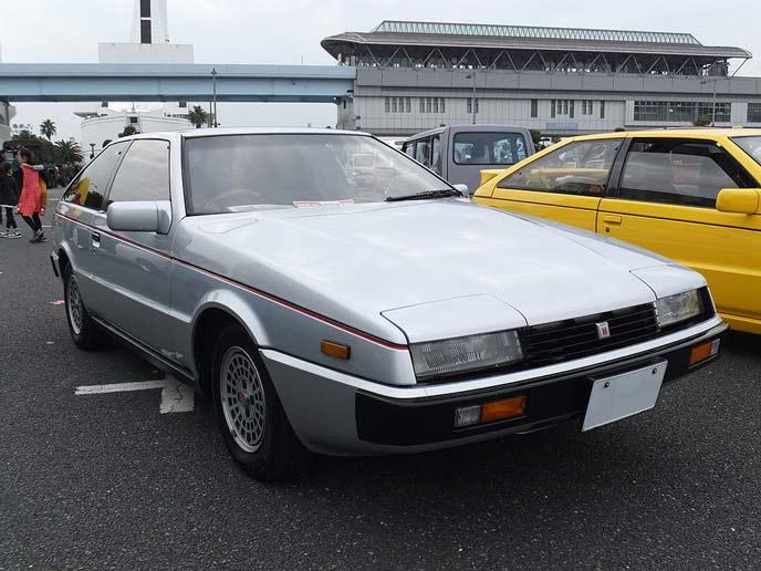 いすゞ ピアッツァJR120型/JR130型のエクステリア
