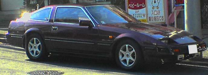 日産 フェアレディZ 300ZX Z31型のエクステリア