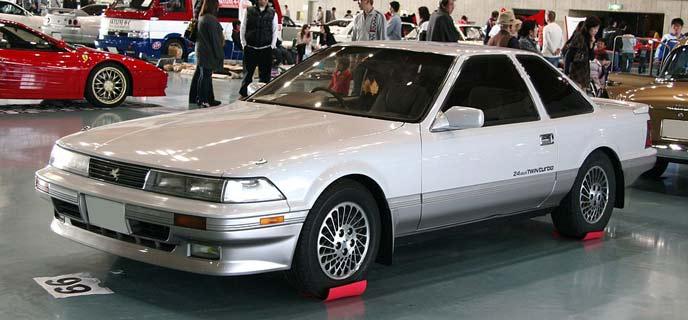 ソアラ Z20型のエクステリア