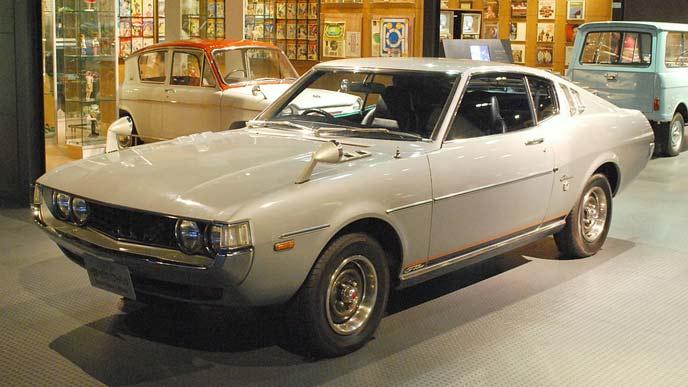 トヨタ セリカ LB2000GT(1973年)のエクステリア