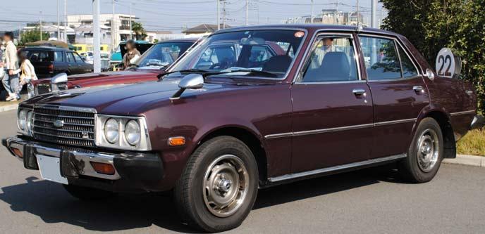 トヨタ コロナ2000GTのエクステリア