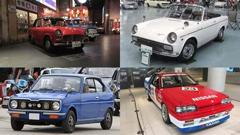 昭和のスポーツカー100選!60年代・70年代・80年代の懐かしの旧車まとめ