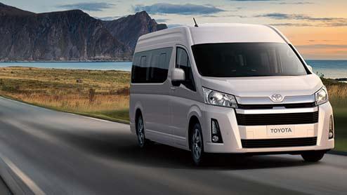 ハイエースの海外モデルが新型へ 日本市場はモデルチェンジせず現行の200系を継続販売