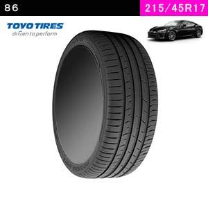86におすすめのTOYO TIRES PROXES Sport 215/45ZR17 (91W)のタイヤ