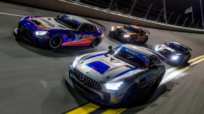 メルセデスAMG GTのエクステリア
