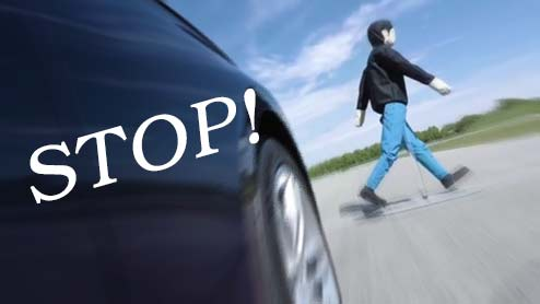 自動ブレーキの義務化へ!2020年からAEBS(衝突被害軽減ブレーキ)を標準搭載の動き