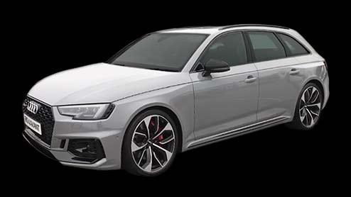 RS 4 Avant(アバント)がモデルチェンジ~新型は新開発の2.9L V6ツインターボエンジンを搭載