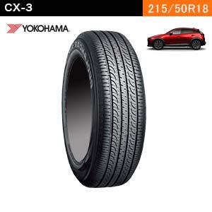YOKOHAMA GEOLANDAR SUV 215/50R18 92V