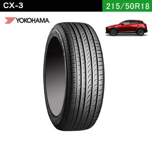 YOKOHAMA BluEarth RV-02 215/50R18 92V