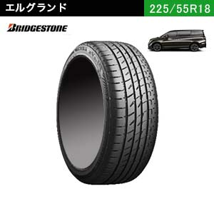 BRIDGESTONE Playz PX-RV 225/55R18 98V