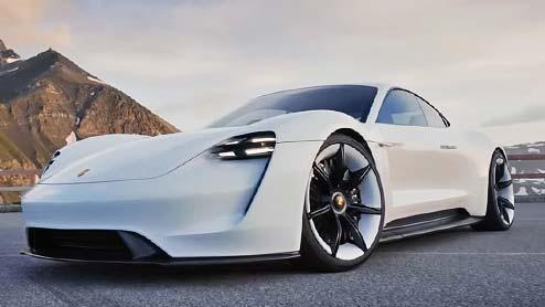 ポルシェ初のEV(電気自動車)「タイカン」が誕生~800V急速充電システムを導入