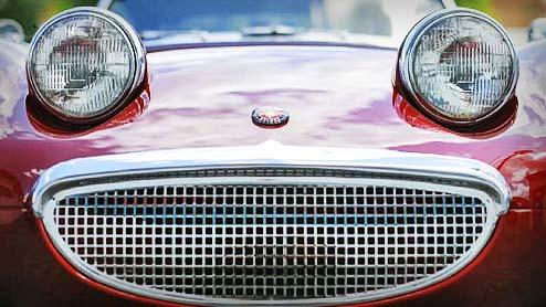 ヘッドライトが丸目の車を紹介!軽自動車から普通車まで海外車種にも採用例がある