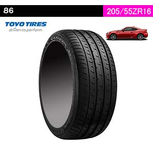 TOYO TIRES PROXES T1 Sport 205/55ZR16 94W XL