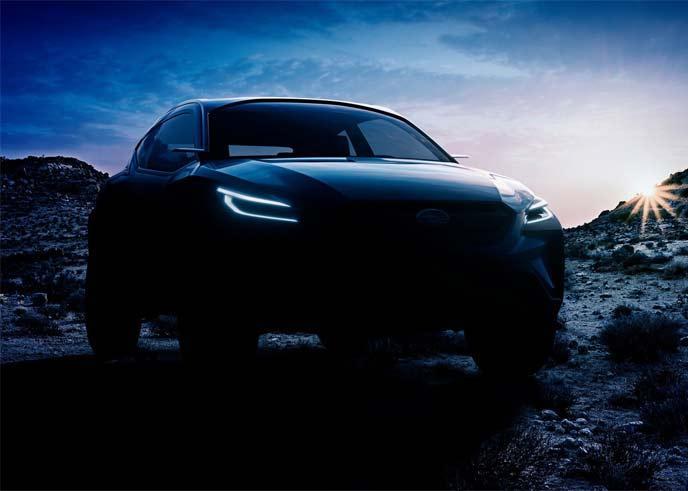 スバルにコンセプトカー「ヴィジヴ アドレナリン コンセプト」をベースとした新型クロスオーバーSUVが登場か