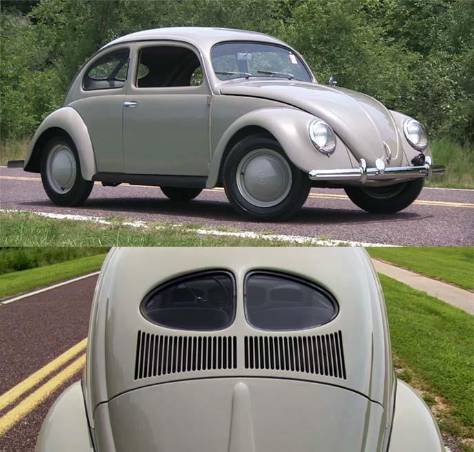 1952年型フォルクスワーゲン タイプ1
