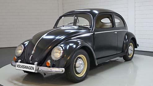 フォルクスワーゲンタイプ1は伝説の大衆車!ビートルの名前で世界的な人気車となるまでの歴史