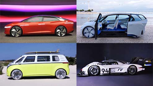 フォルクスワーゲン ID.シリーズ~各モデルの発売目安時期と車種別特徴