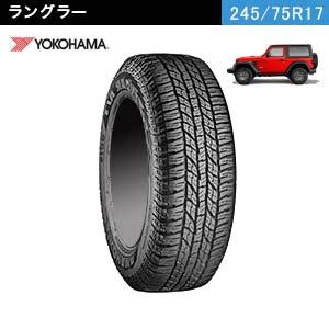 YOKOHAMA GEOLANDAR A/T G015 LT245/75R17 121/118S