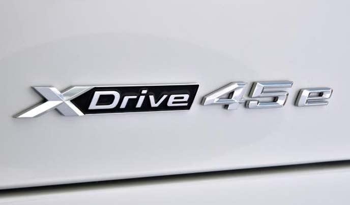 BMW新型X5 PHV