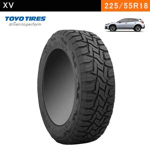 TOYO TIRES OPEN COUNTRY R/T 225/55R18 98Q