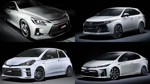 トヨタGRシリーズ全13車種一覧 GRMN・GR・GRスポーツの違いや追加予定5車種も紹介