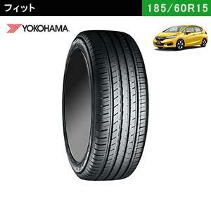 フィットにおすすめのYOKOHAMA BluEarth-GT AE51 185/60R15 84Hのサマータイヤ