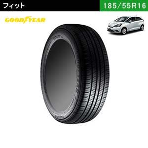 フィットにおすすめのGOODYEAR EfficientGrip ECO EG02 185/55R16 83Vのタイヤ