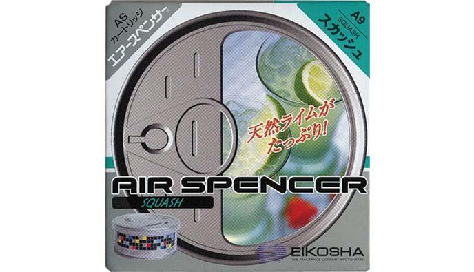 エアースペンサ缶カートリッジ スカッシュ