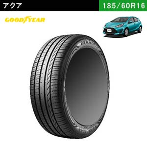 GOODYEAR EfficientGrip Comfort 185/60R16 86H