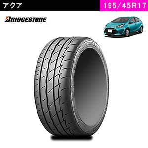 BRIDGESTONE POTENZA Adrenalin RE003 195/45R17 81W