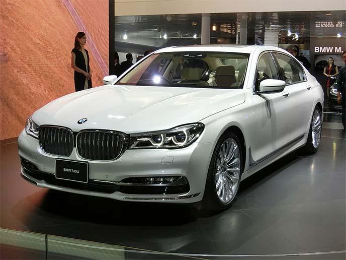 BMW7シリーズ最新モデル