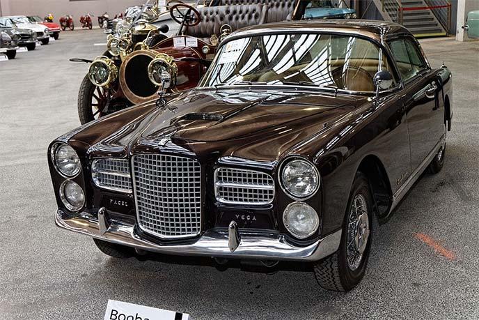 ファセルヴェガ FV4 1957年モデル