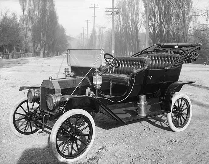 フォードT型 1910年モデル