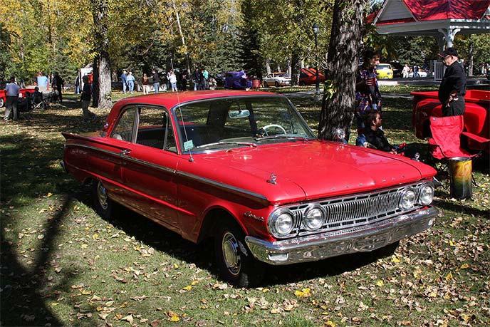 フォードマーキュリーコメット 1962年モデル