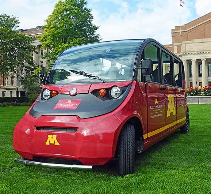 グローバルエレクトリックの電気自動車