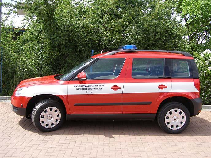 MTXカスタマイズによる消防車両