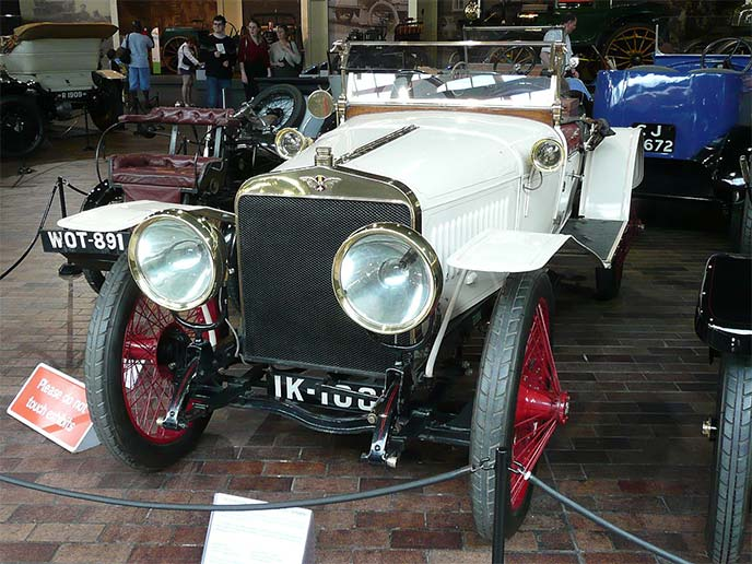 イスパノ・スイザ アルフォンソXIII 1912年モデル