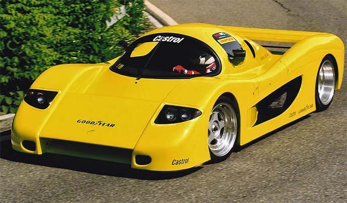 ルブラン キャロライン GTR