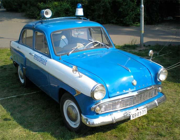 モスクヴィッチ407