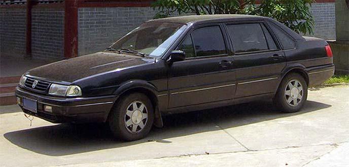 上海汽車 VW サンタナ2000/3000