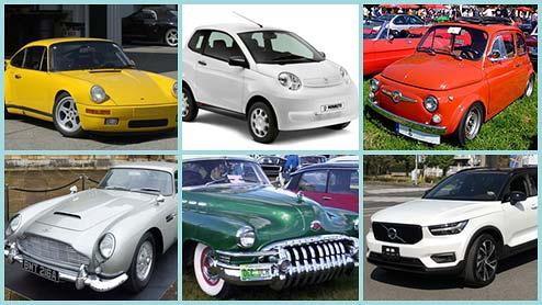 世界の自動車メーカーまとめ|海外25ヶ国の外車ブランドまるわかり!
