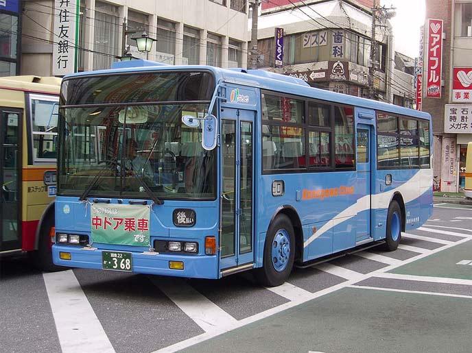 神奈川中央交通エアロスター