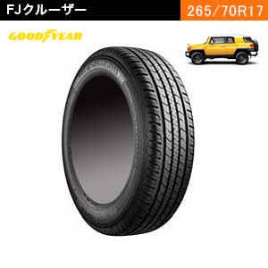 GOOD YEAR EfficientGrip SUV HP01 265/70R17 115S