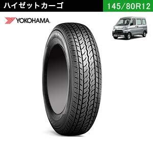 YOKOHAMA JOB RY52 145/80R12 80/78N