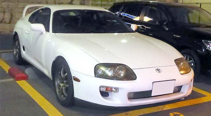 JZA80スープラ(1993~2002)